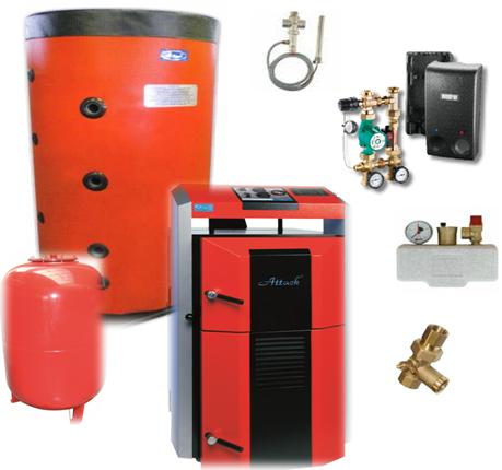 renewable energy wood gasification boiler